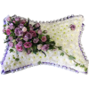 Classic Pillow in Purple