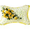 Classic Pillow in Yellow